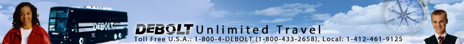 DeBolt Unlimited Travel